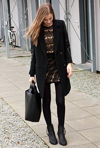Forum Street Style: Transitional Dressing     (#StreetStyle)