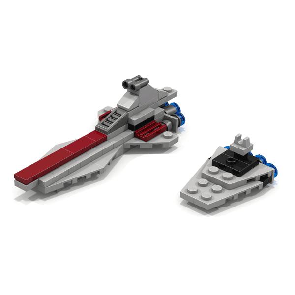 Starwars How To Build Venator Class Star Destroyer Mini