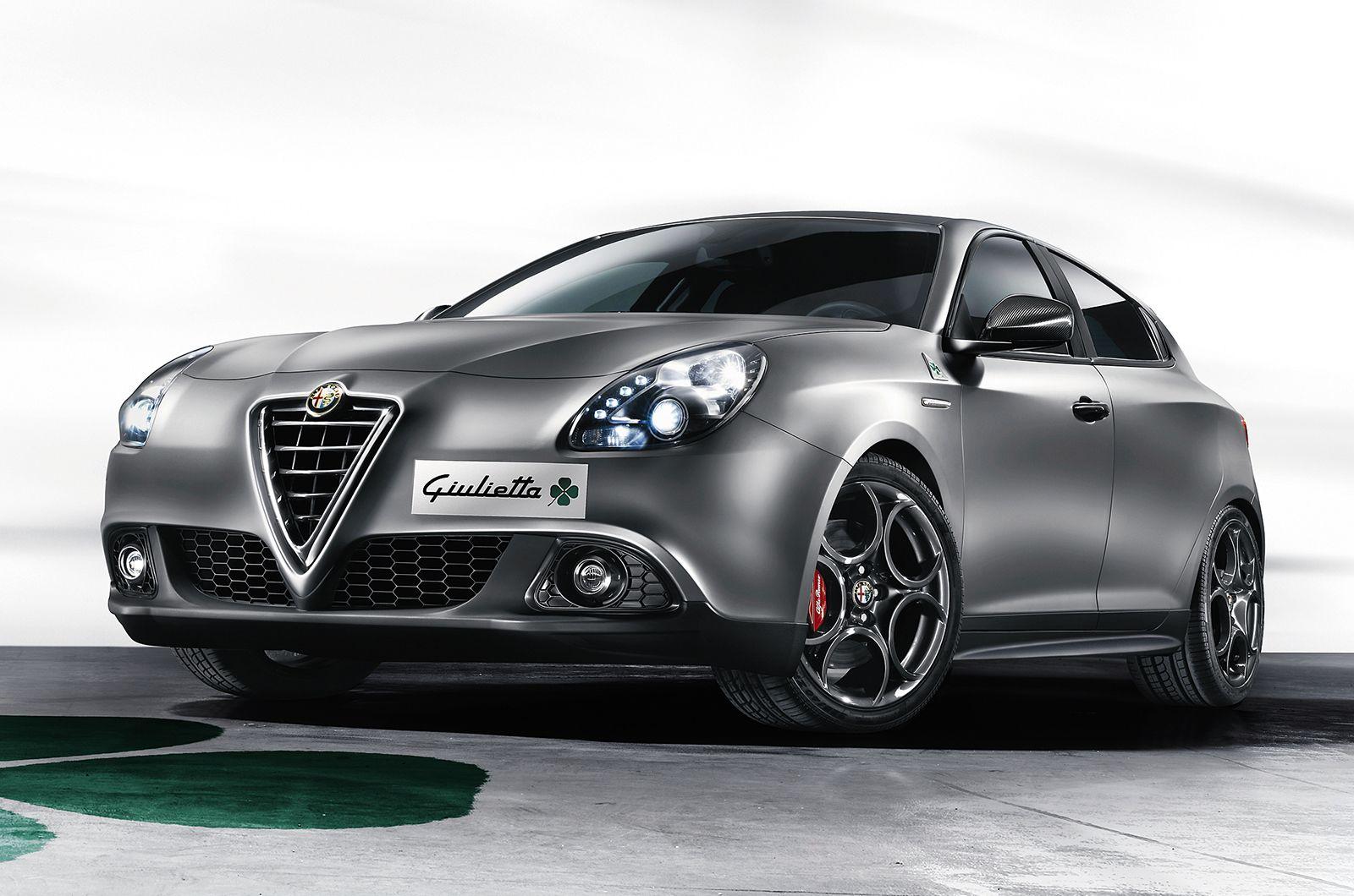 New 237bhp Alfa Romeo Giulietta Quadrifoglio Verde Revealed Www