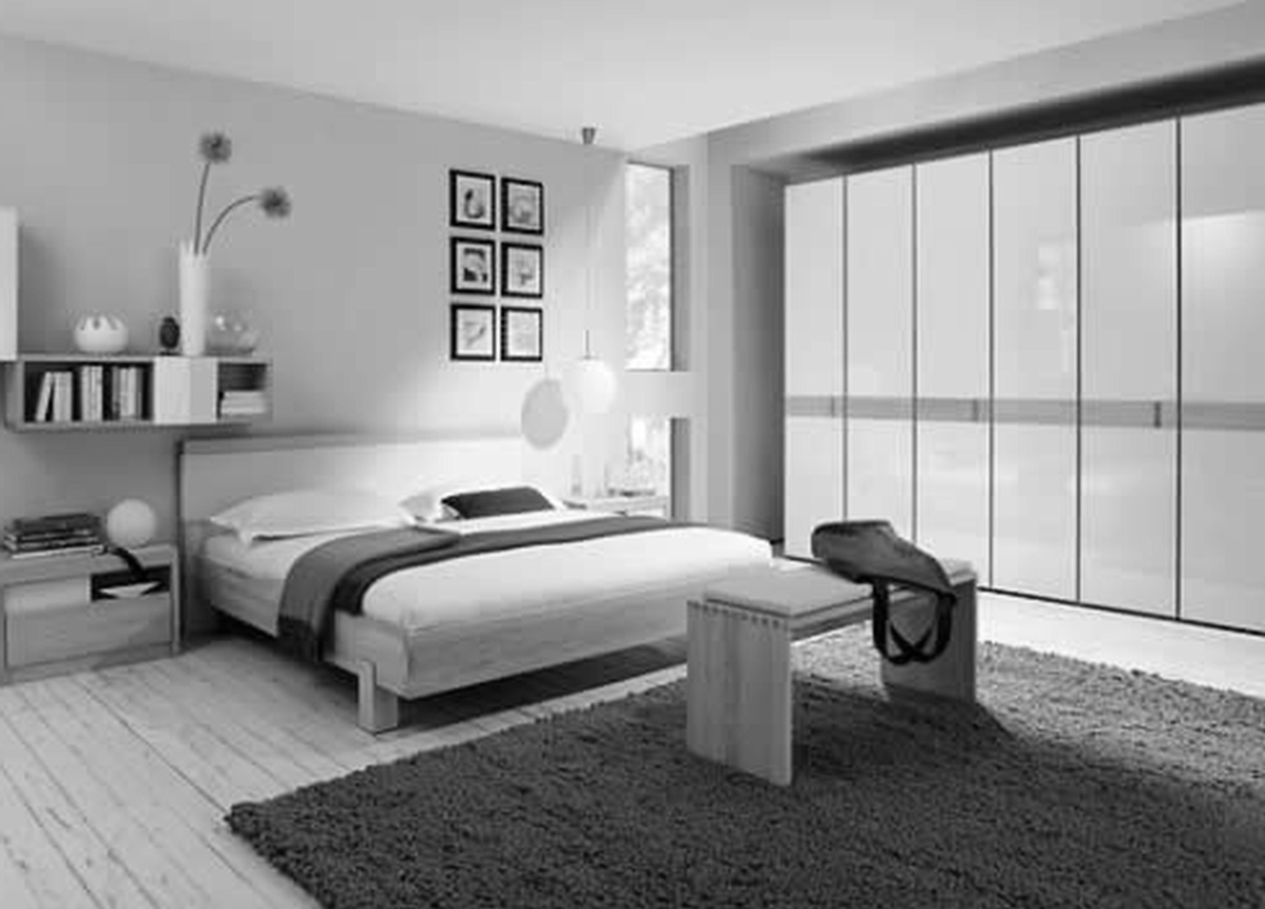 Passende Schlafzimmer Möbel Erstellen Komfort Schlafzimmer Nuance ...