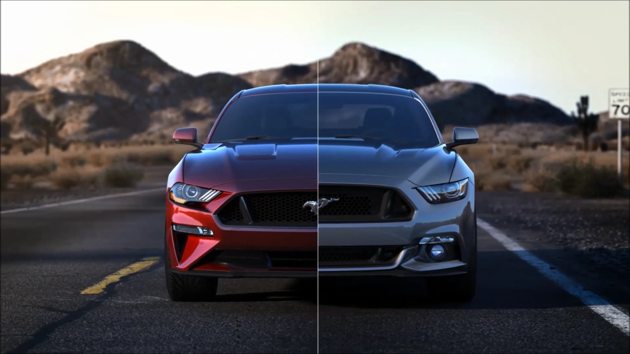 2018 ford mustang gets new styling more power and tech