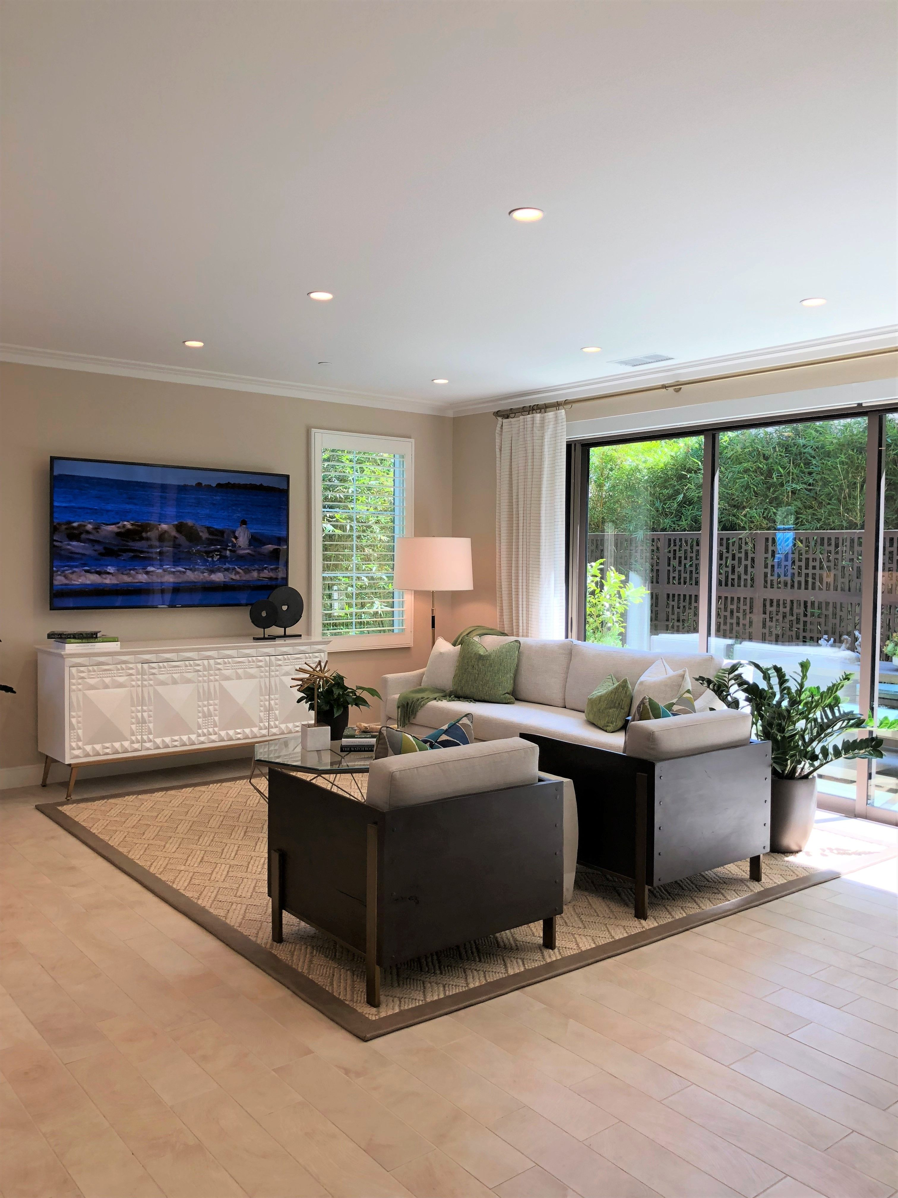 Open Concept Great Rooms At Lago At The Reserve At