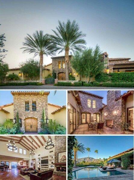 Dream house. La Quinta, California.