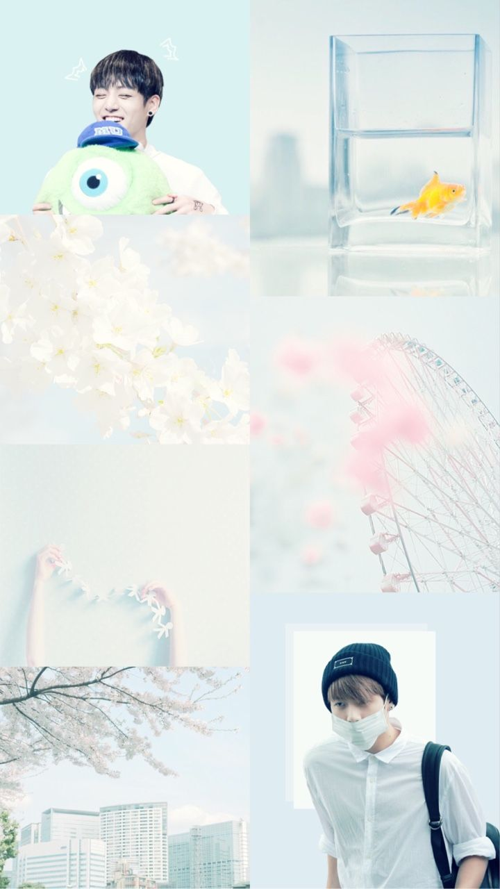 Aesthetic Pastel Bts Wallpapers Request Admin Z