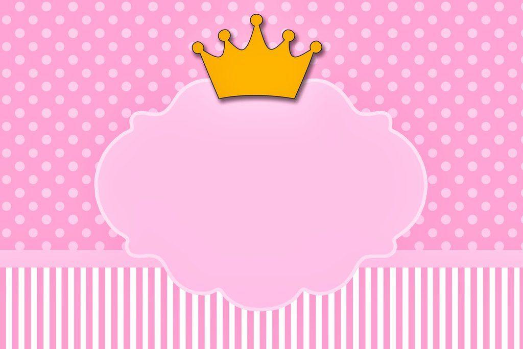 Imágenes y marcos con coronas de Princesas | Cumpleaños | Pinterest ...