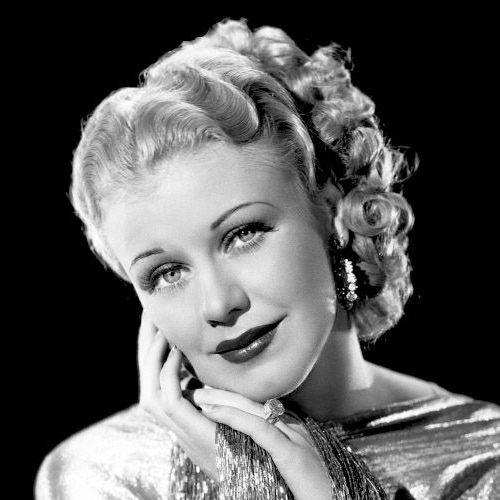 1930 Hairstyles 1930s hairstyles for women Hollwood Hairstyles From 1930 Ginger Rogers In 1930s With Cute Finger Waves Hairstyles Pinterest Finger Waves Pin Curl Updo And Ginger Rogers