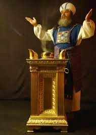 tabernacle moses Priests shaved