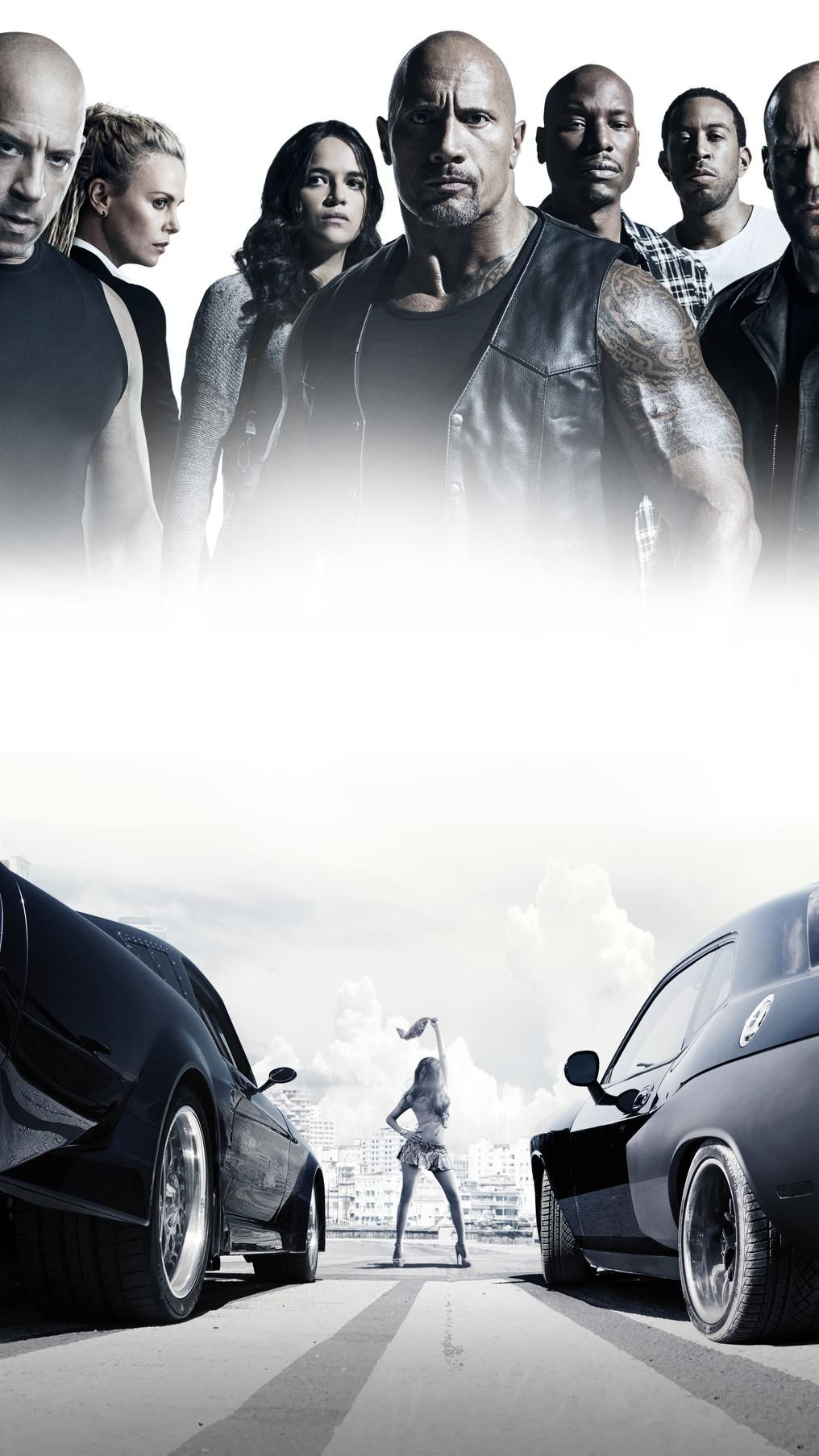 The Fate Of The Furious 2017 Phone Wallpaper In 2020 Movie