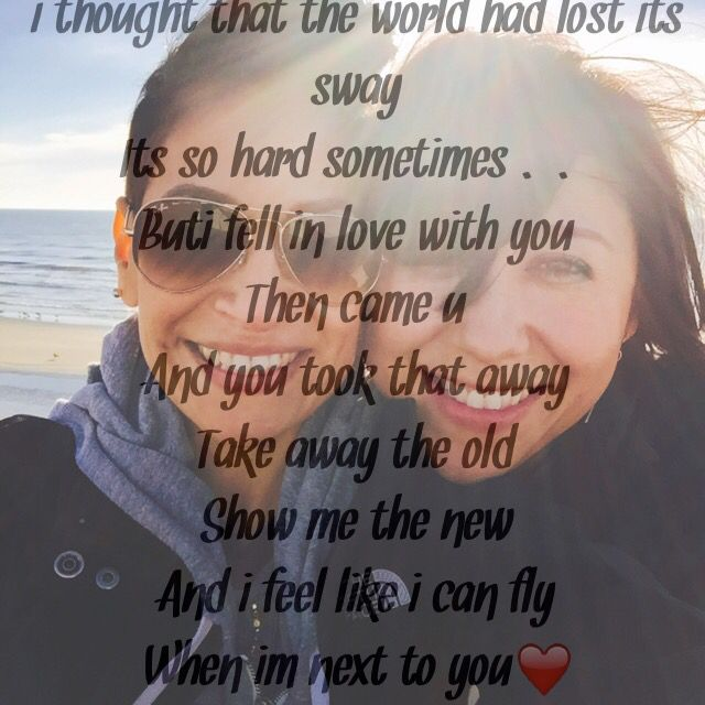 My favorite lyrics it's as if he wrote this song just for her ❤️I love u kris