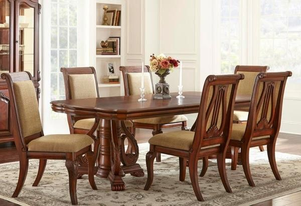 Myco Furniture Charlene 5 Piece Dining Room Set 8190T 5SET