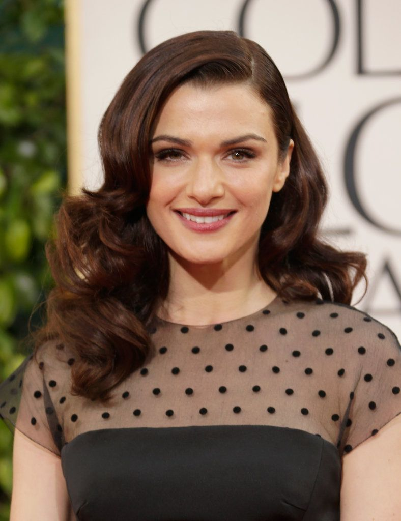 All the ladies on the golden globes red carpet veronica lake hair