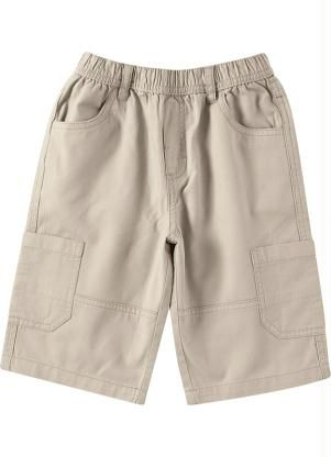 a924f9f496cb09 Bermuda Infantil Menino Bege Milon - Posthaus   pants   Bermuda ...