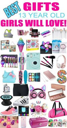 gifts 13 year old girls best gift ideas and suggestions for 13 yr old girls top presents for a girl on her thirteenth birthday or christmas