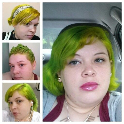 From ion brilliance chartreuse to electric lizard by manic panic electriclizard ionbrilliance chartruese also rh pinterest