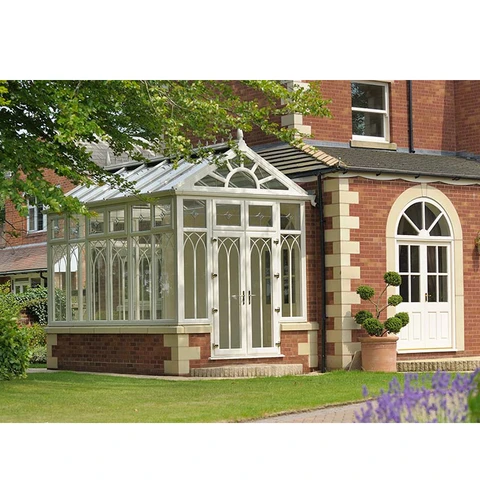 China Wdma Custom Aluminum Prefabricated Glass Sunroom Panels Conserva China Windows And Doors Manufacturer In 2020 What Is A Conservatory Glass Roof Greenhouse Cost