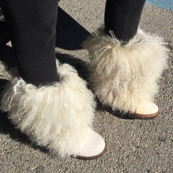 Bearpaw Shoes - ❄️Bearpaw boetis fur boots