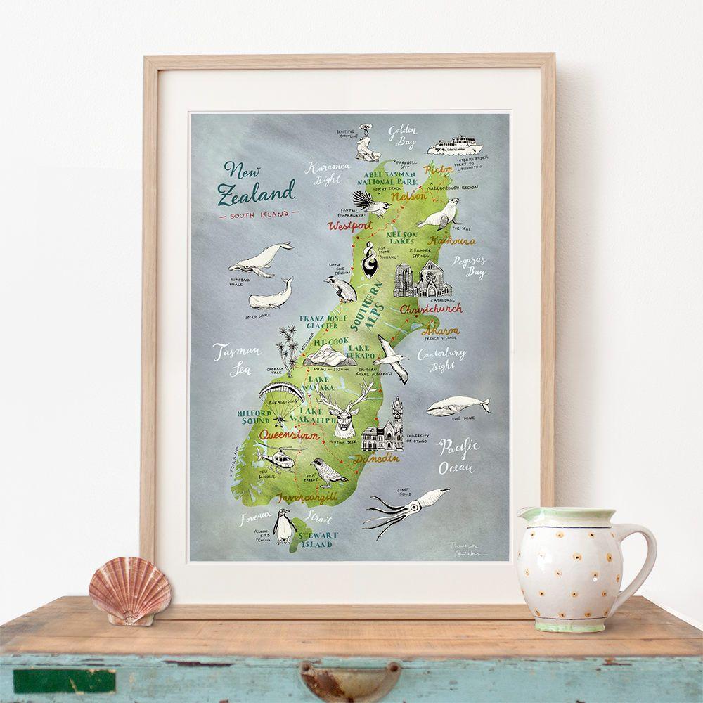 Map Of South Ireland New Zealand.Map Of South Ireland New Zealand Twitterleesclub