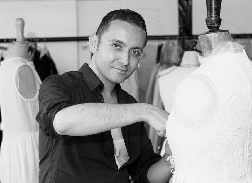 bora aksu born 1980 turkey founded his brand in 2003 known for his very distinct signature romantic but always with a darker twist