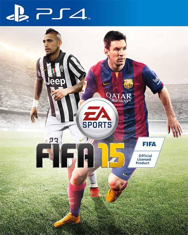 Chilean Cover Fifa 15 Fifa Fifa 16