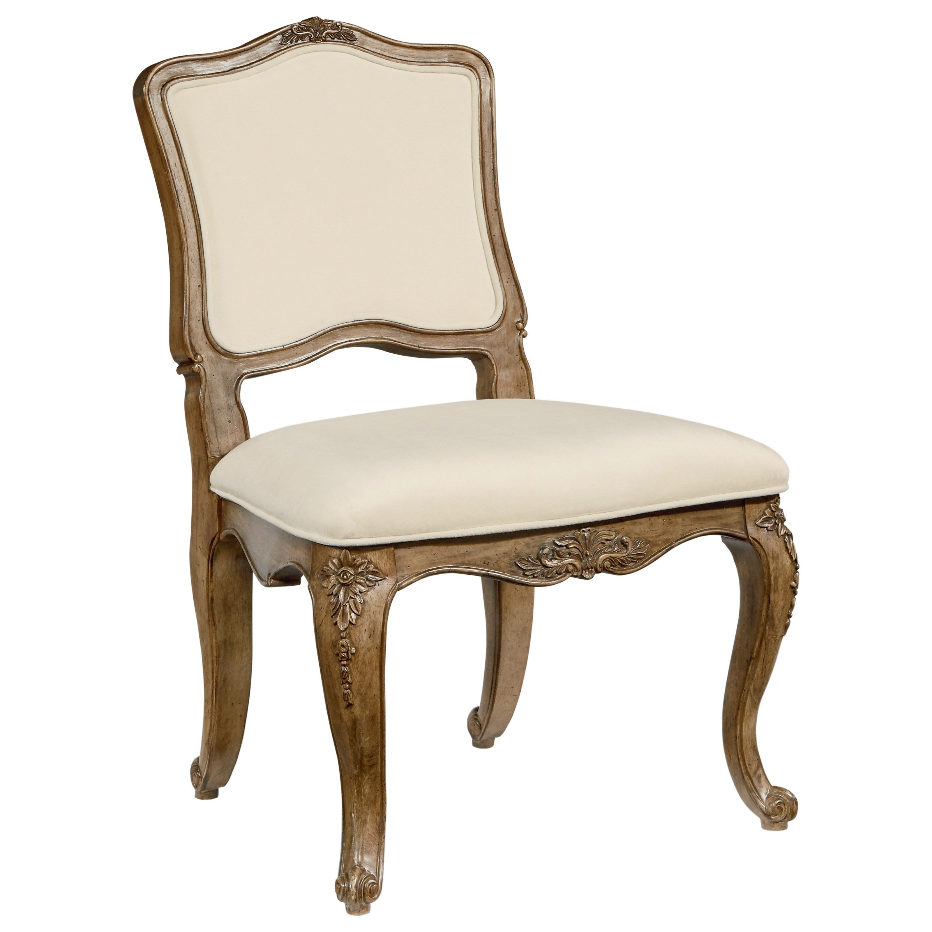 Accent Chairs Wood Frame Chair by Magnolia Home by Joanna Gaines
