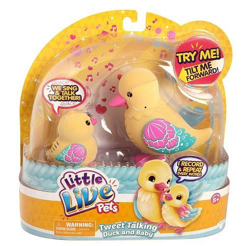 Site D Entreprise Toys R Us Little Live Pets Maman Canard Et