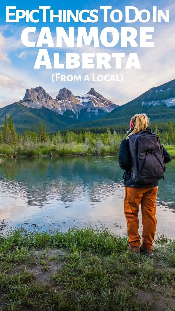 29 EPIC Things to do in Canmore in 2020 (From a Local)