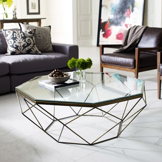 Geometric Coffee Table Geometric Coffee Table Coffee Table Glass Table Living Room