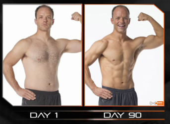 New P90X3 will get you ripped in 90 days  Learn more - see a