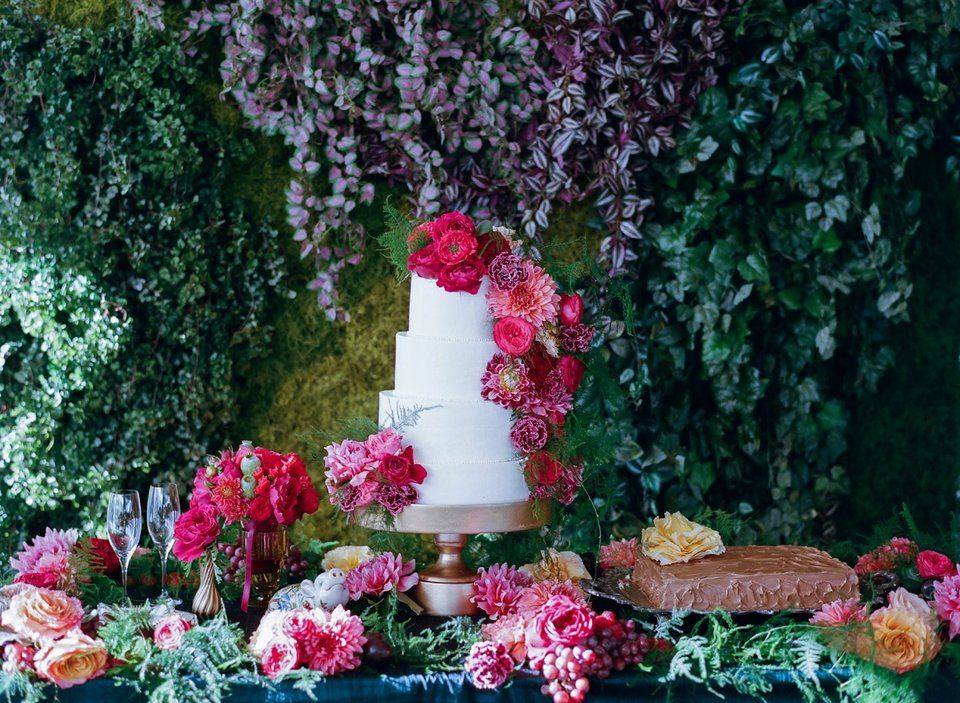 Named Vogue Magazines Best Wedding Planners LA NYC