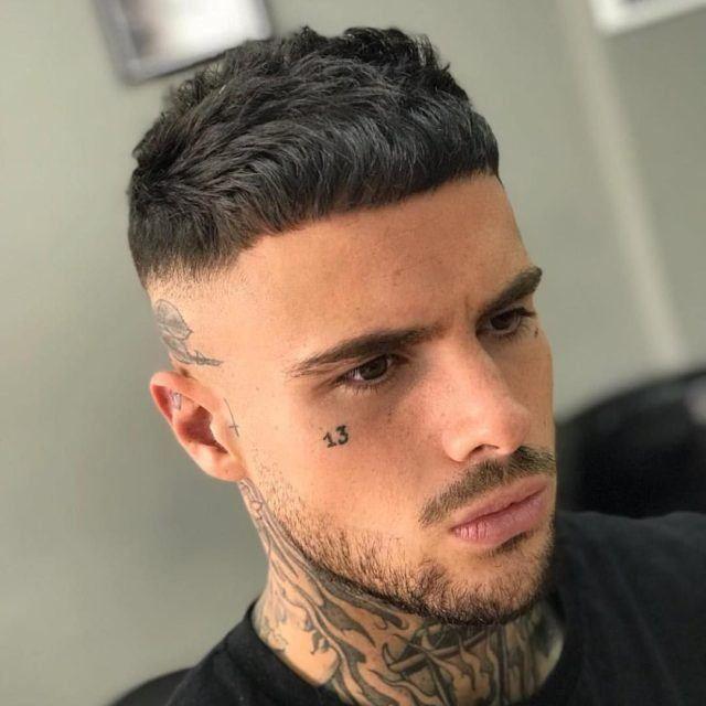 Mens Short Hairstyles 2019 Mens Hairstyles Short Mens Haircuts Short Men S Short Hair