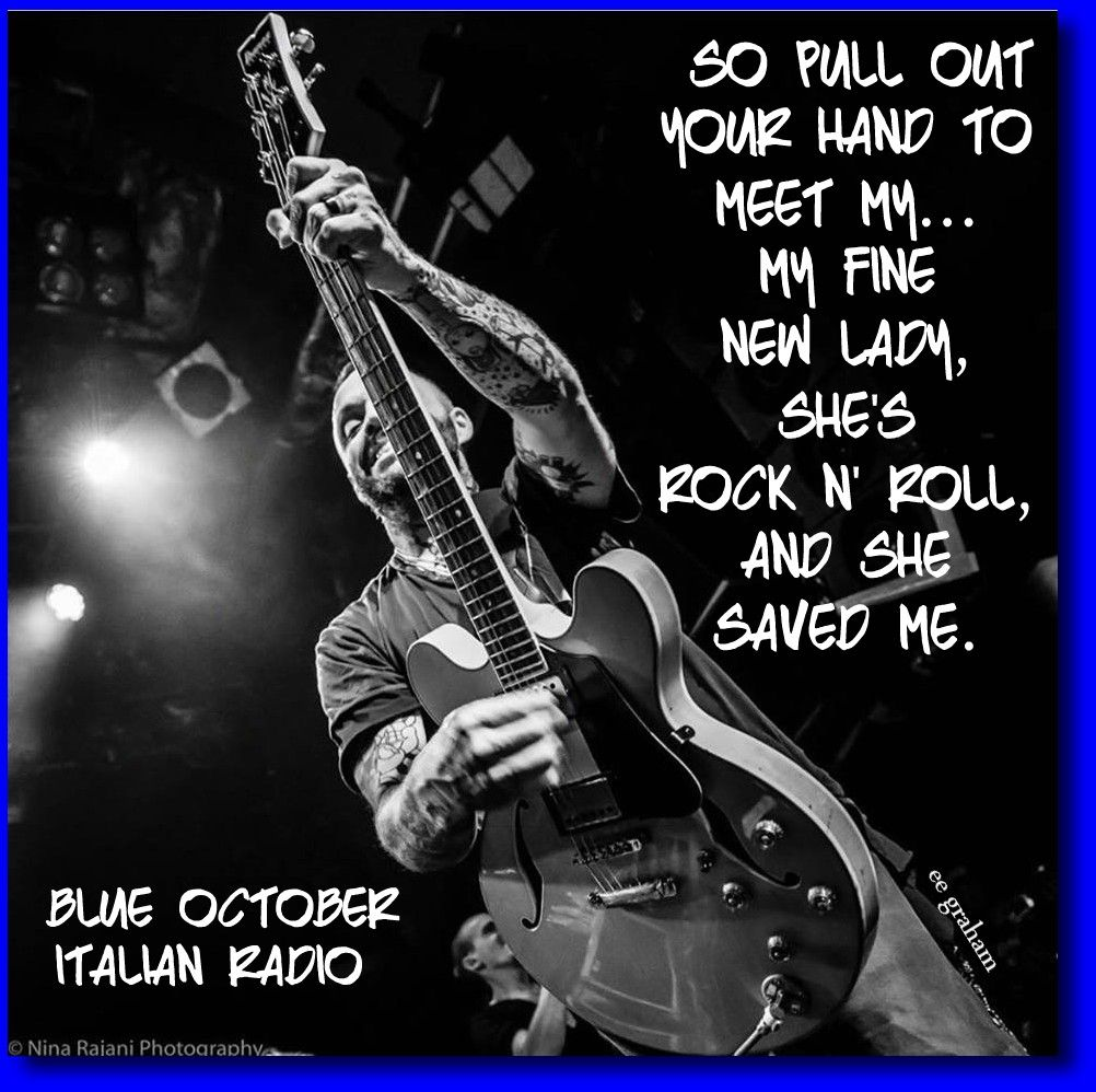 Pin by Angel Early on Blue October Blue october lyrics