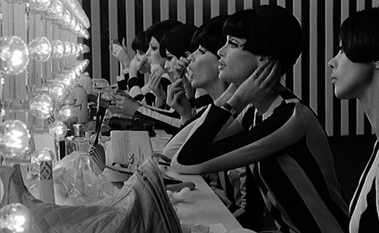 Who Are You Polly Maggoo? (1966, William Klein) /  Cinematography by Jean Boffety