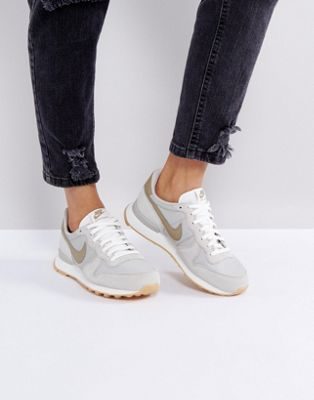 thoughts on retail prices uk store Nike - Internationalist - Baskets - Beige | Nike internationalist ...
