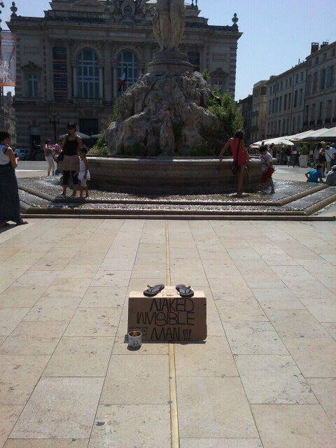 Place de la Comédie, Montpellier, France