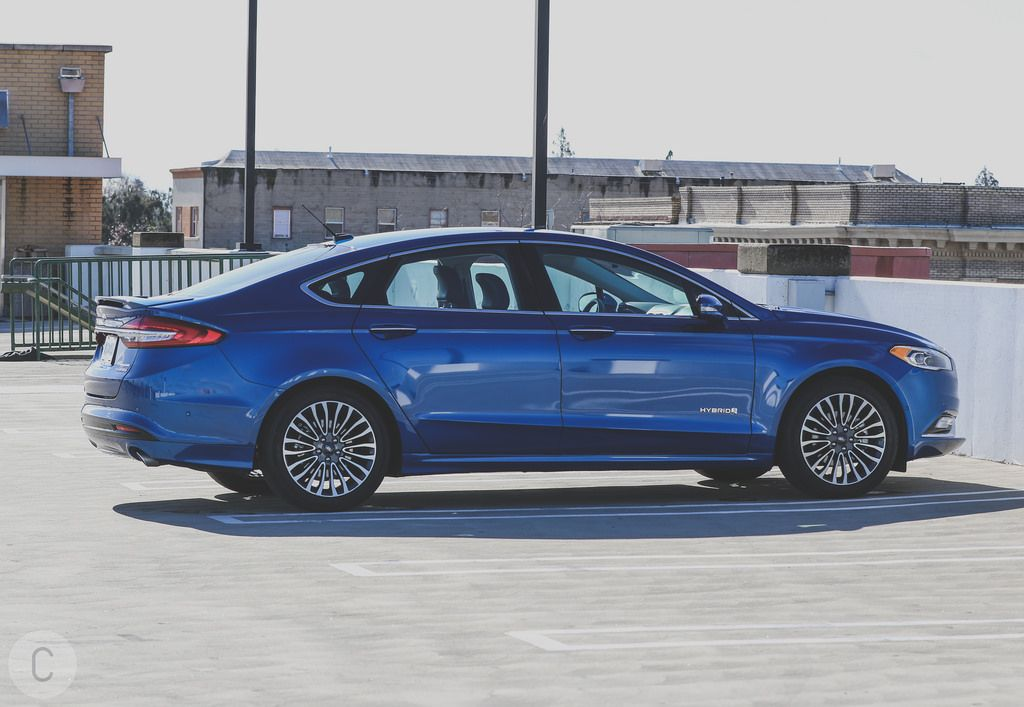 Best Of 2017 Fusion Hybrid