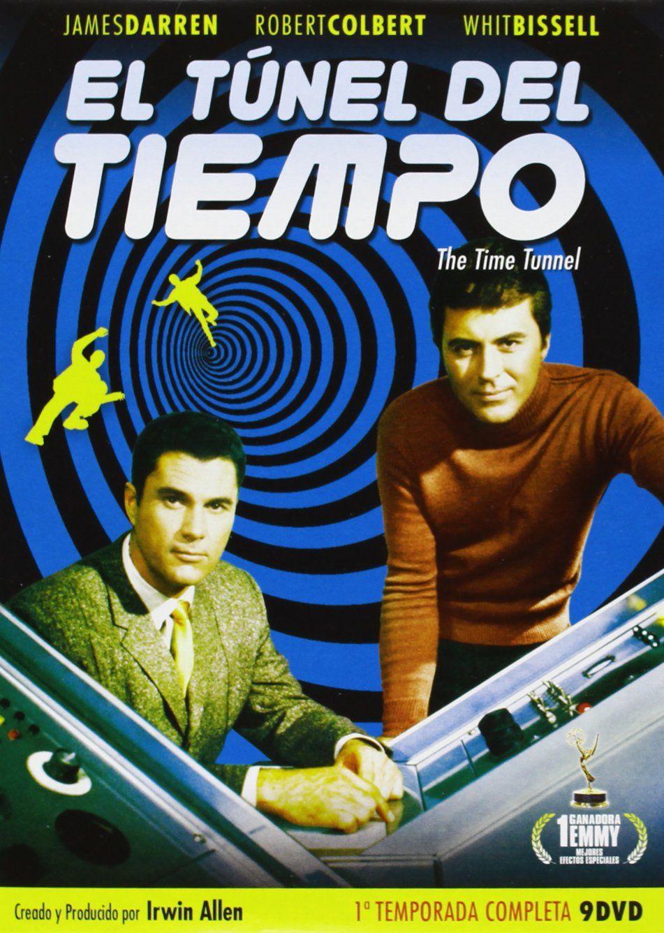 El T Nel Del Tiempo Temporada 1 Completa Dvd Del Nel El Tiempo Mejores Series Tv Television De Epoca Programas De Television Antiguos