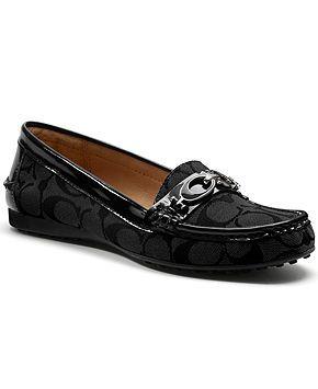 99955c6888b COACH FORTUNATA LOAFER - Coach Shoes - Handbags   Accessories - Macy s