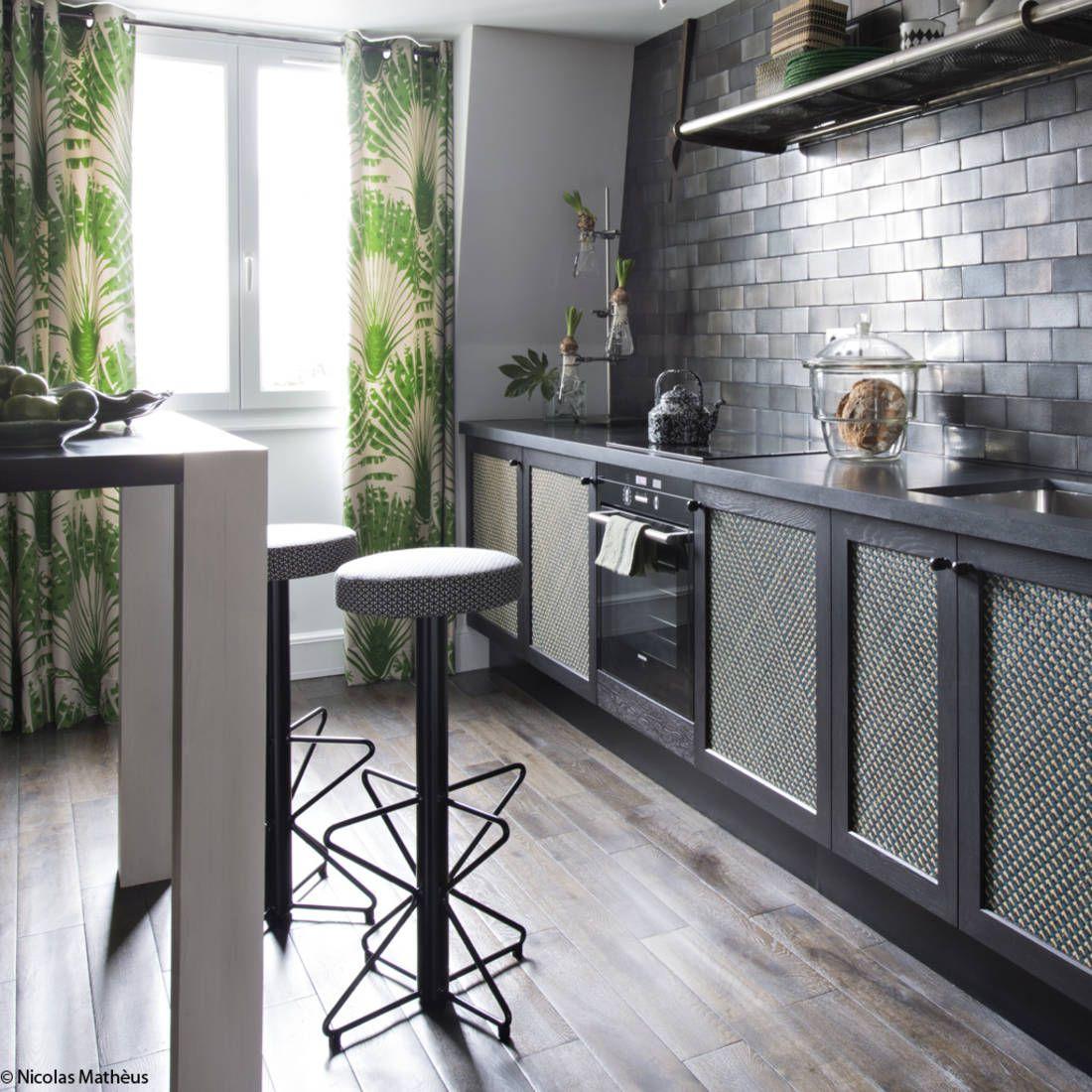 Une cuisine esprit nature Deco Architecture Design