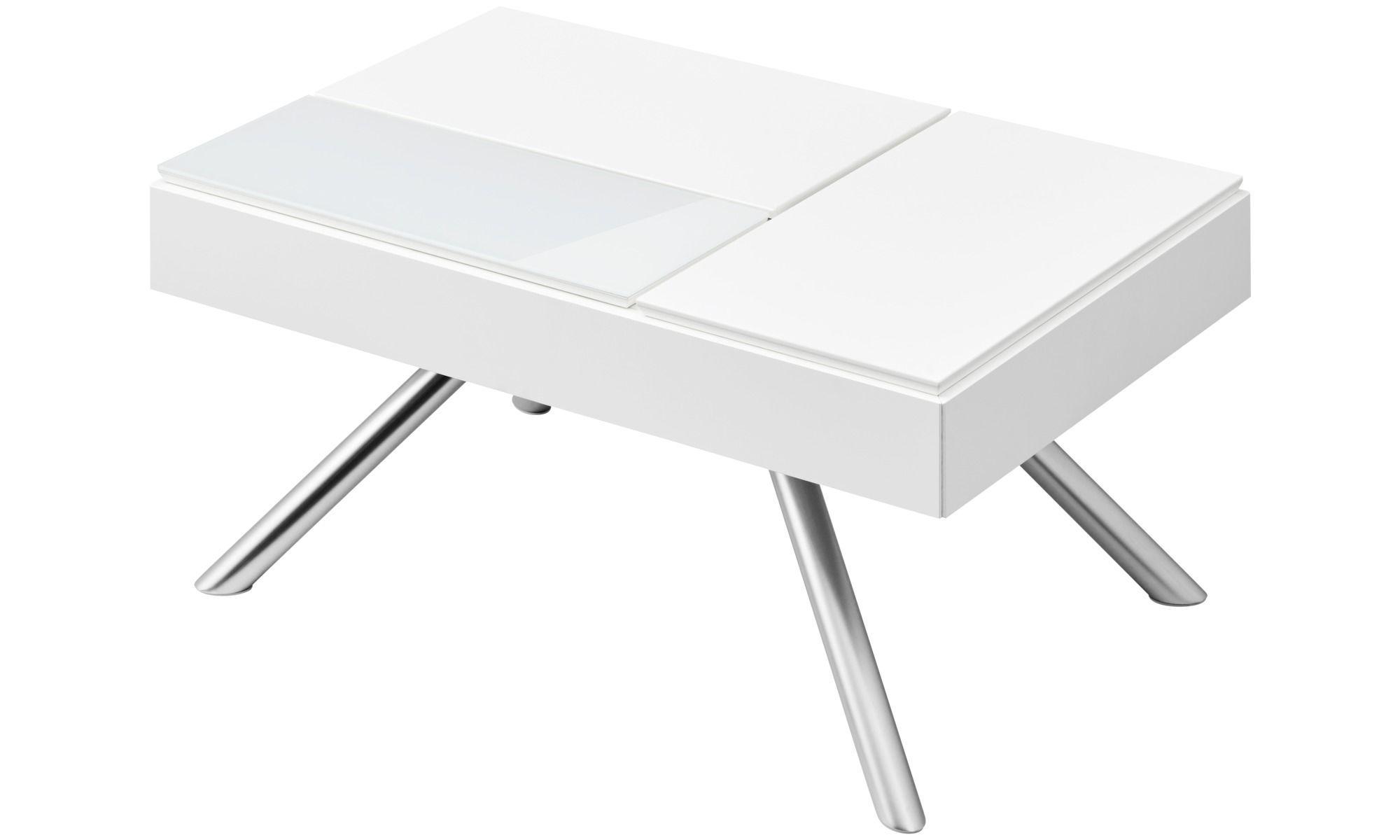 Frais De Table Basse Avec Rallonge Concept