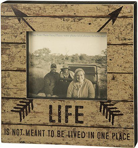 Primitives By Kathy Box Frame - Life Lived