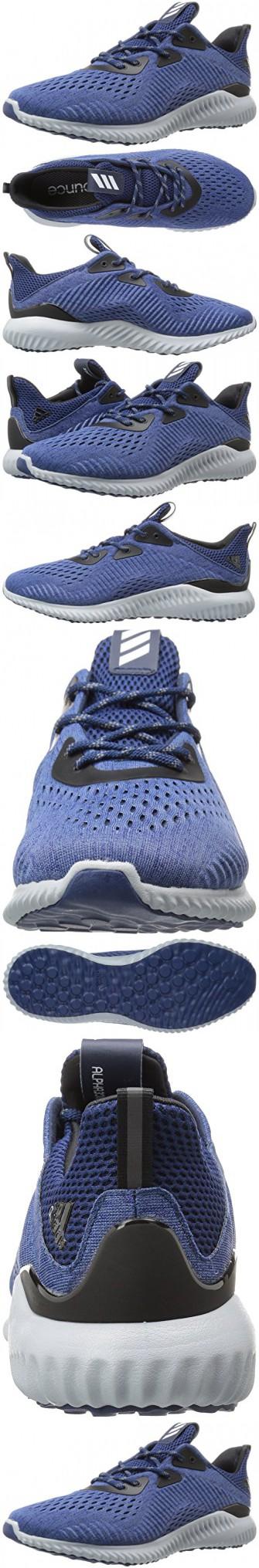 Adidas Performance Men S Alphabounce Em M Running Shoe Collegiate