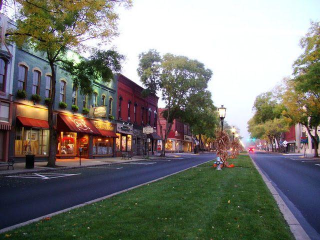Wellsboro Pa Beautiful Small Town America Just Get