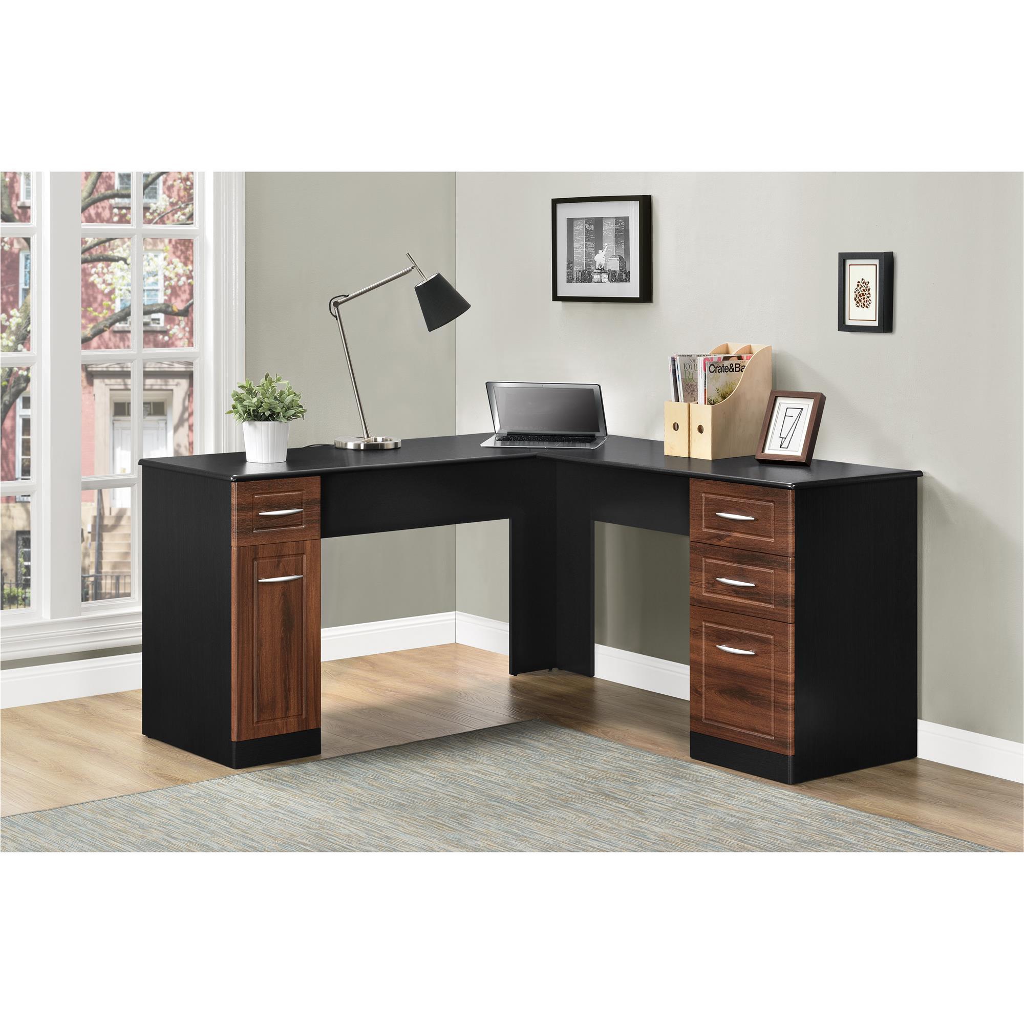 77 Antique White Corner puter Desk Cool Modern Furniture Check
