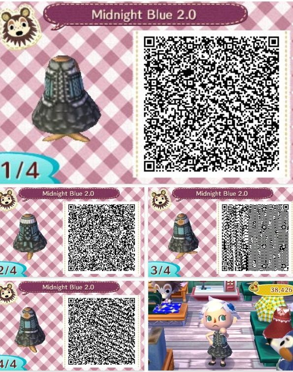 Acnl Qr Codes Animal Crossing Pinterest Animal Crossing