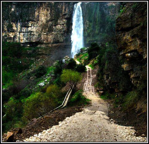 Waterfall Jezzine