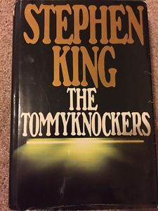 The Tommyknockers by Stephen King 1987 Hardcover 0399133143   eBay