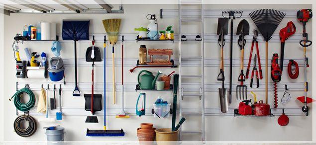 Lowes Cabinet Storage Solutions: Garage Organization