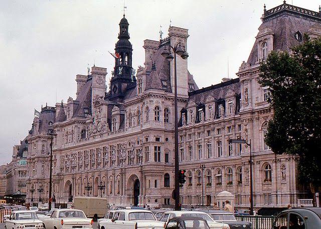 Paris of 1968