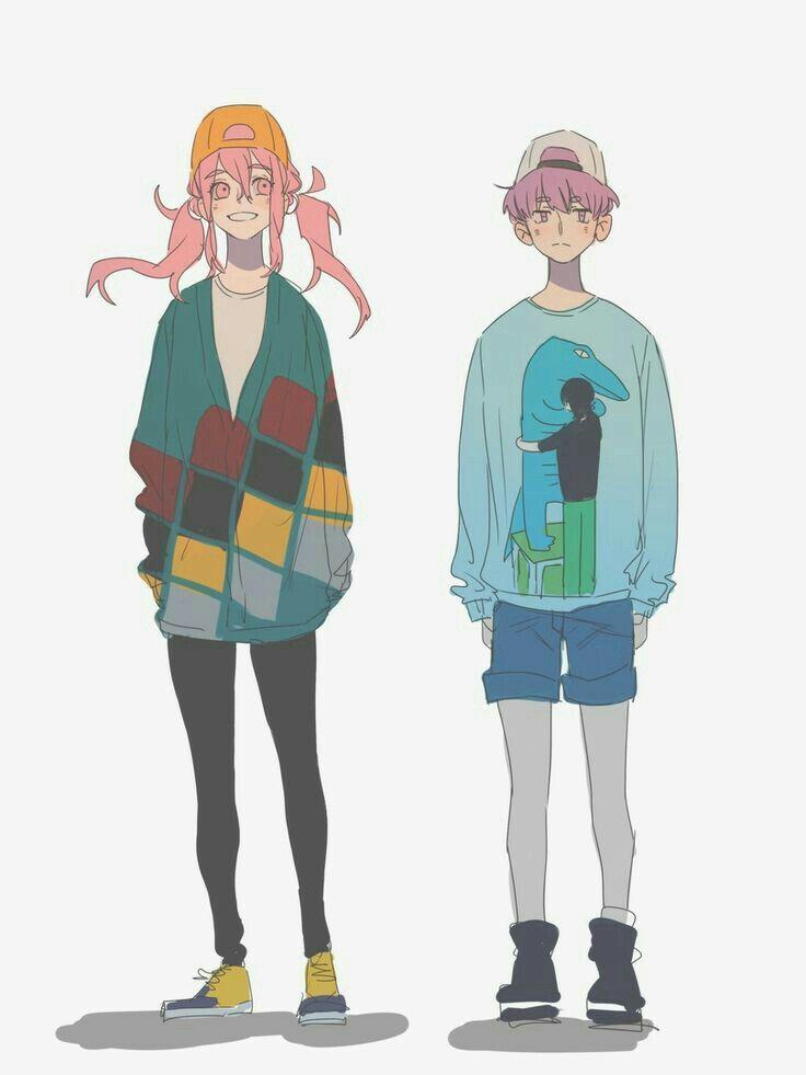 oc insp   Aesthetic, Ted baker icon bag, Anime
