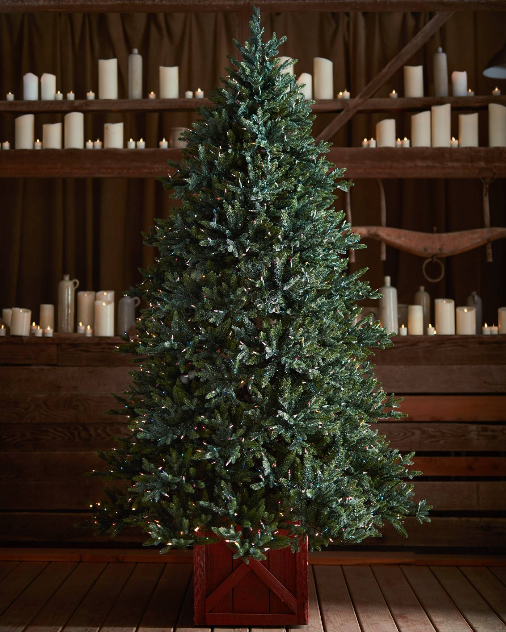 Colorado Mountain Spruce Christmas Tree Balsam Hill In 2020 Best Artificial Christmas Trees Realistic Artificial Christmas Trees Spruce Christmas Tree